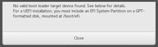 SOLVED] UEFI Dual Boot - /boot/efi/ problem
